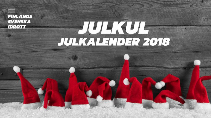 Julkul julkalender 2018