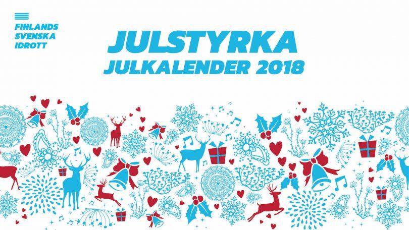 Julstyrka julkalender 2018