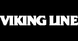 Viking Line liggande vit