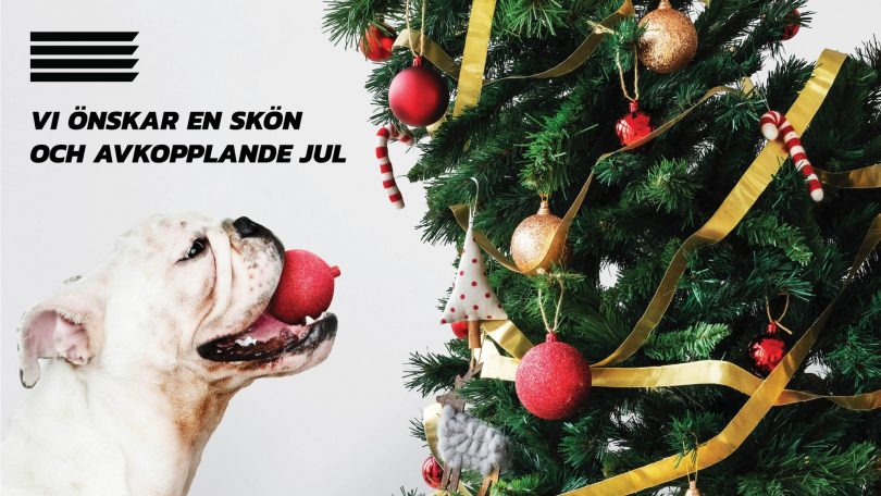 FSI önskar god jul