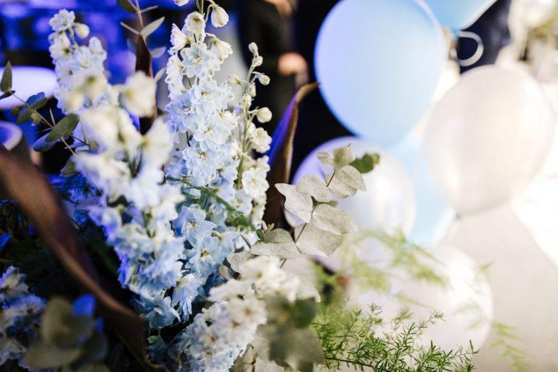 Blommor från Idrottsgalan 2019
