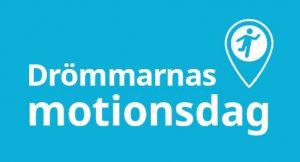 Drömmarnas motionsdag logo 2019