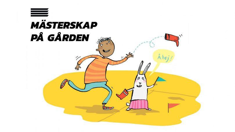 Mästerskap på gården logo