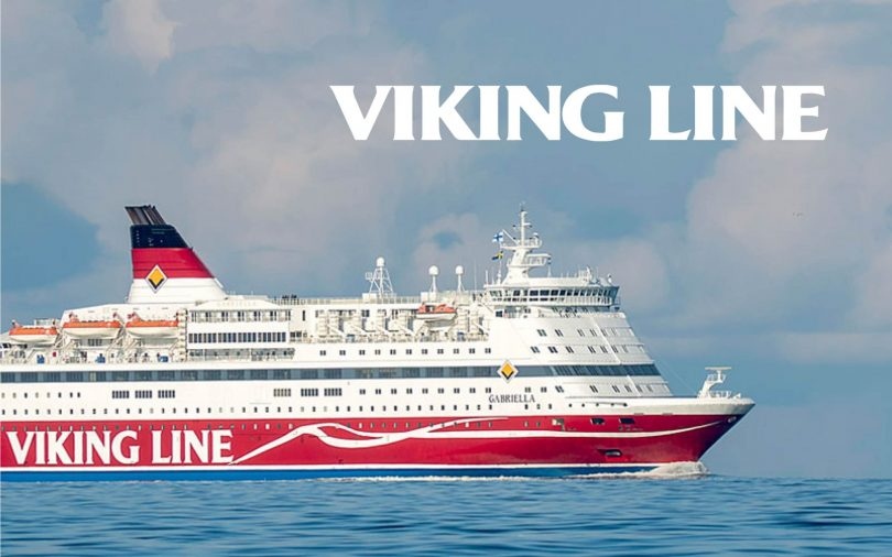 Viking Line sponsorbild